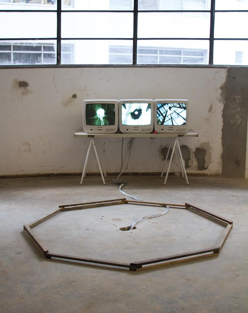 Matheus Rocha Pitta <i>Golpe de graça (blow of grace)</i>, 2013